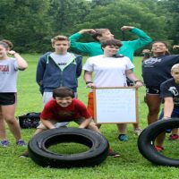 Psychosocial benefits of summer camp